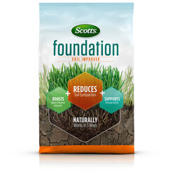 Scotts  Foundation  Soil Conditioner  5000 sq. ft. 25 lb.