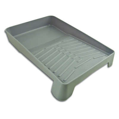 Wooster Deluxe Plastic 11 in. W x 16-1/2 in. L 1 qt. Paint Tray