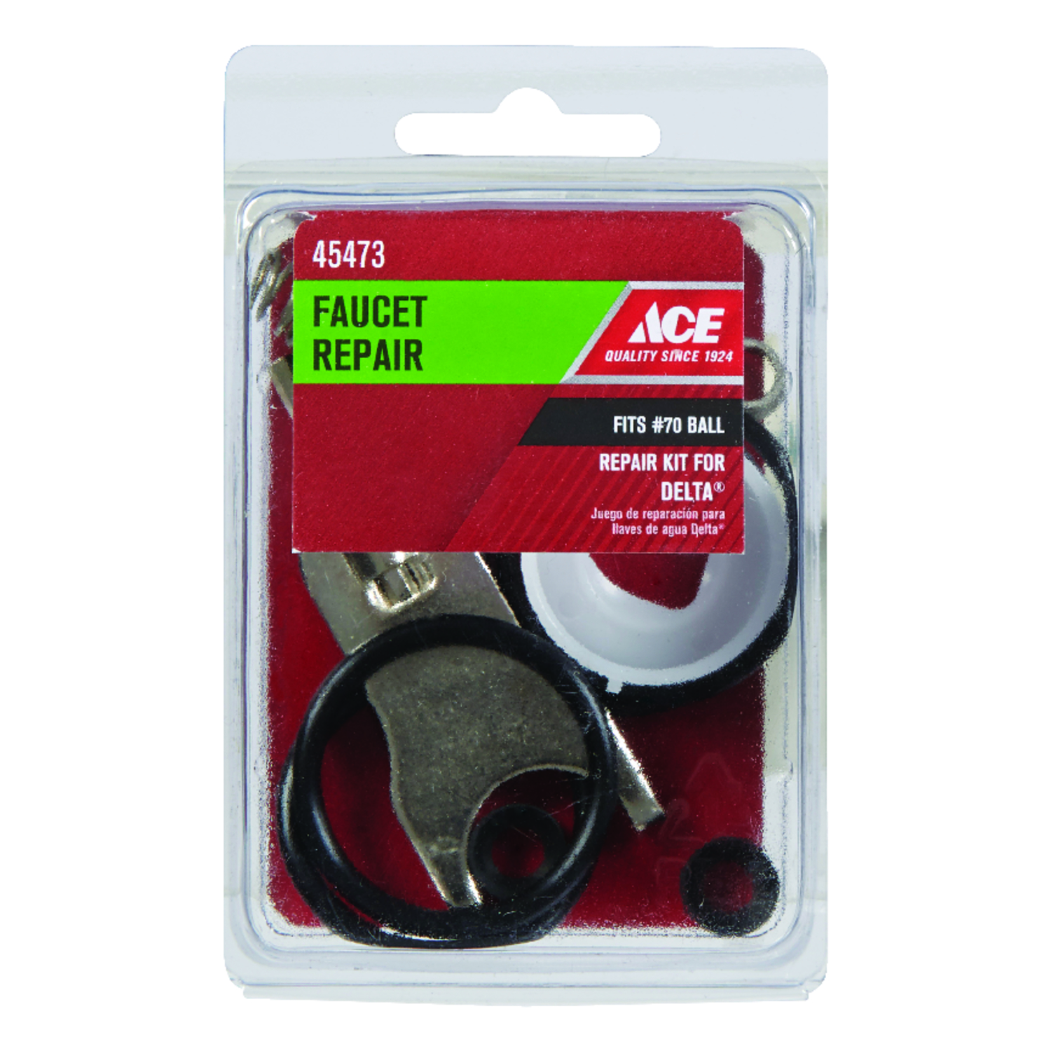 Ace  Rubber/Steel  Seal Kit  Delta Lever Handle Faucets