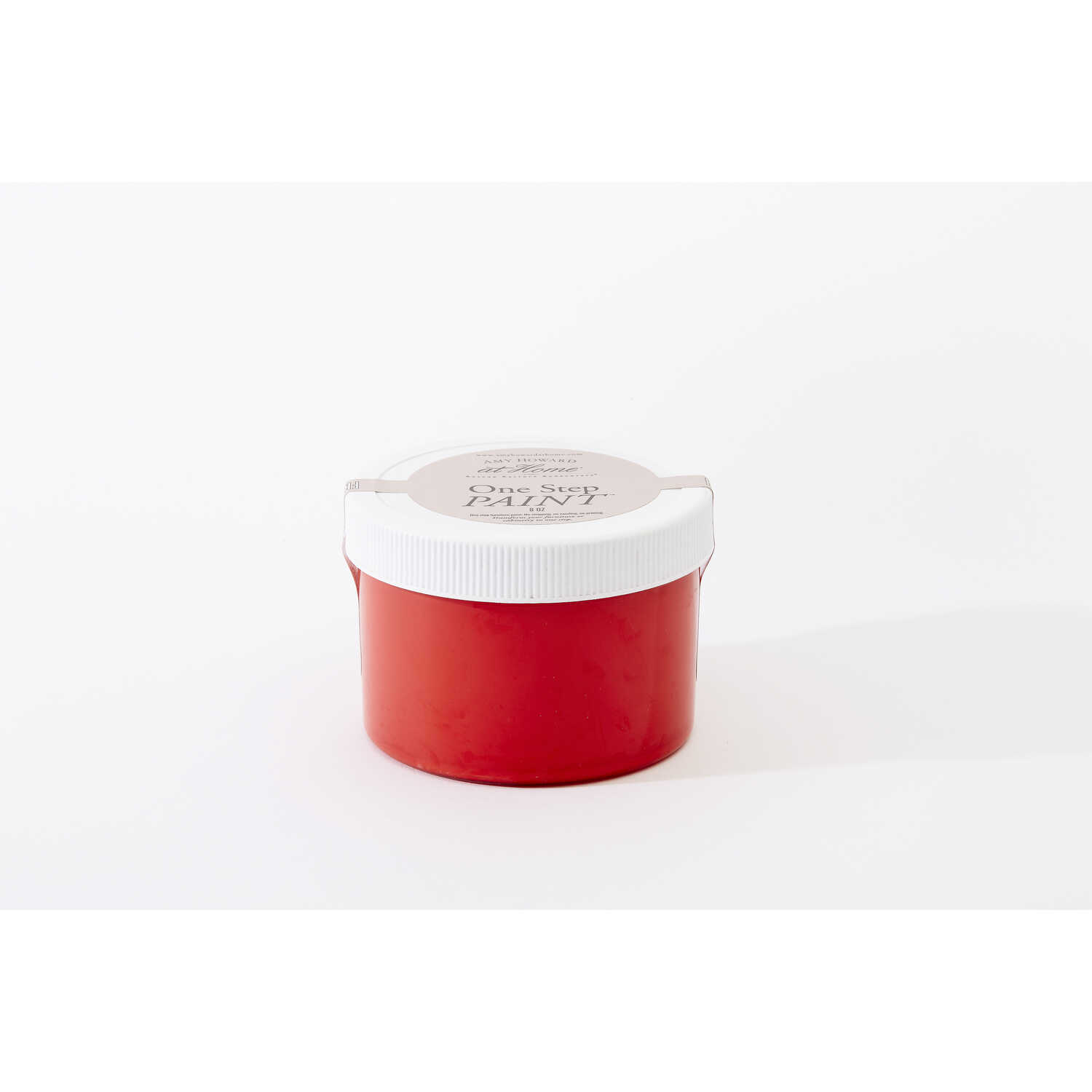 Amy Howard at Home  Frankly Scarlett  Latex  One Step Furniture Paint  8 oz.