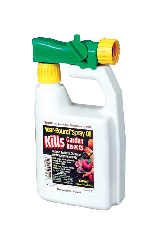 Summit  Year-Round  Organic Insect Killer  32 oz.