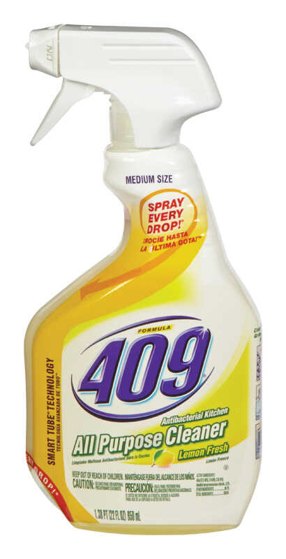 Formula 409  Lemon Scent Anti-Bacterial Kitchen Cleaner  22 oz. Liquid