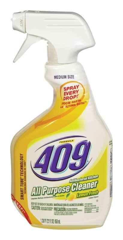 Clorox Formula 409 Lemon Scent Antibacterial Kitchen Cleaner 22 Oz Ace Hardware