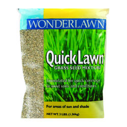 Barenbrug Wonderlawn Mixed Sun/Partial Shade Lawn Seed Mixture 3 lb.