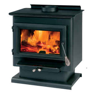 England's Stove Works  60,000 BTU 1800 sq. ft. Wood Stove