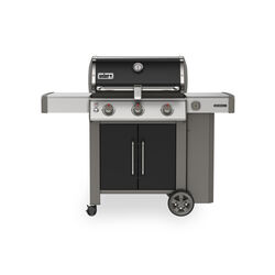 Weber  Genesis II SE-315  3 burners Natural Gas  Grill  Black
