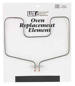 Lux  Chrome  Oven Replacement Element  19-1/2 in. W x 14-7/8 in. L