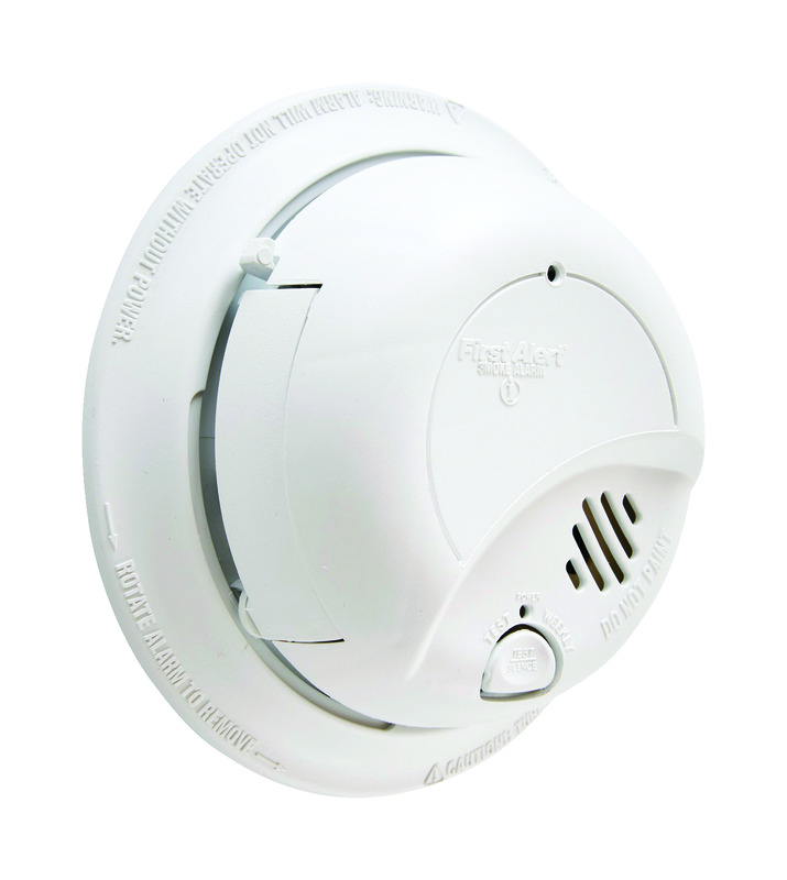 First Alert  Hard-Wired  Ionization  Smoke Alarm