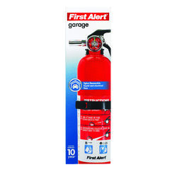 First Alert  2-3/4 lb. Fire Extinguisher  For Garage OSHA/US Coast Guard Agency Approval