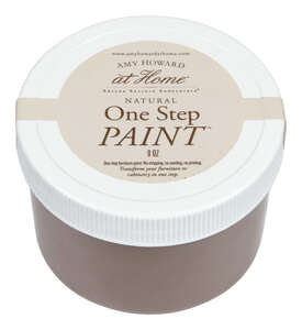 Amy Howard at Home  Flat Chalky Finish  Spa White  One Step Paint  8 oz.