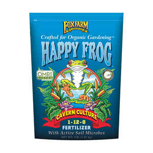 FoxFarm  Happy Frog  Organic Fertilizer  4 lb.