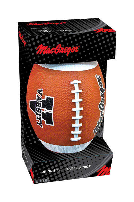 MacGregor  Halex  Size 6  Football  6-9 year