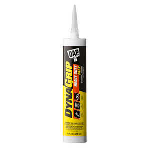 DAP  Dynagrip  Construction Adhesive  10 oz.