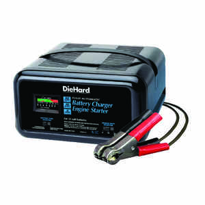 DieHard  Automatic  Battery Charger/Engine Starter  10/2/50 amps