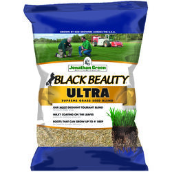 Jonathan Green Black Beauty Ultra Mixed Sun/Partial Shade Grass Seed 25 lb.