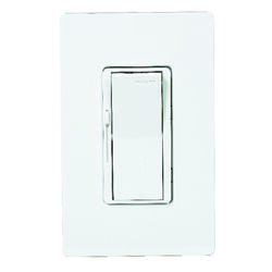 Lutron  Diva  White  600 watts 3-Way  Dimmer Switch  1 pk