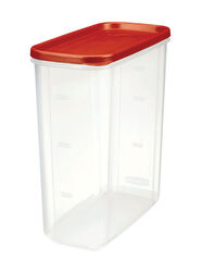 Rubbermaid  21 cups  Food Storage Container  1 pk Clear