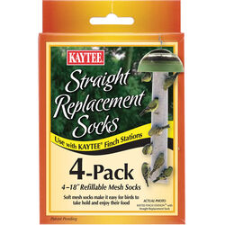 Kaytee  4 pack  18 in. H Replacement Sock