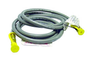 Mr. Heater  3/8 in. Dia. x 3/8 in. Dia. x 12 ft. L Plastic  Natural Gas Patio Hose Assembly