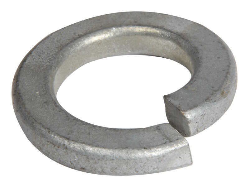 Hillman  3/4 in. Dia. Zinc-Plated  Steel  Split Lock Washer  20 pk