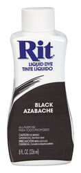 Rit  8 oz. Black  For Fabric Dye