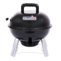 Char-Broil  Charcoal  Portable  Grill  Black  14 in.