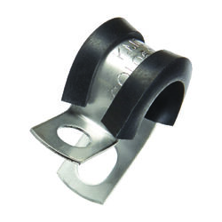 Jandorf  3/8 in. Dia. Stainless Steel  Cushion Clamp  2 pk