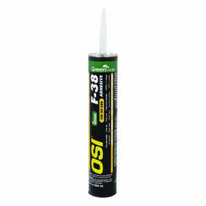 OSI  F-38  High Strength  Polyvinyl Acetate  Drywall Adhesive  28 oz.
