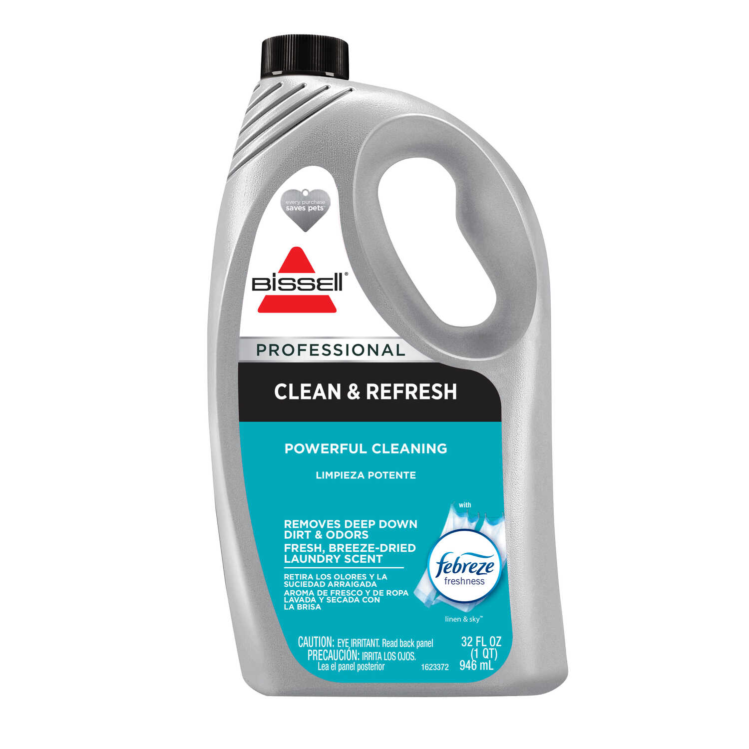 Bissell  Febreze  Deep Cleaner  32 oz. Liquid  Concentrated