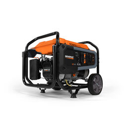 Generac  GP Series  3600 watt 120 volt Gas  Portable  Generator
