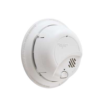First Alert Hard-Wired w/Battery Back-up Ionization Smoke/Fire Detector 18 pk