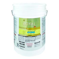Ace  Royal  Satin  White  Acrylic Latex  House & Trim Paint & Primer  5 gal.