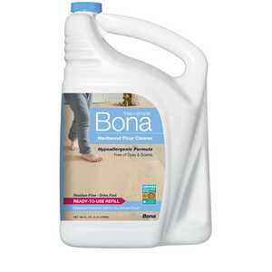 Bona  Free & Simple  No Scent Floor Cleaner  160 oz. Liquid