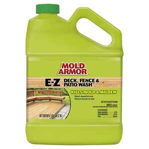 Mold Armor  E-Z Deck Wash  Deck Cleaner  1 gal.