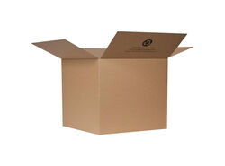 ShurTech  18 in. H x 18 in. W x 16 in. L Cardboard  Moving Box  1 pk