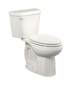 American Standard  Colony  Elongated  Complete Toilet  1.6  White