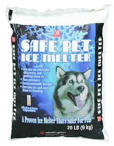 Safe Pet  Coated Urea  Pet Friendly Ice Melt  20 lb. Pellet