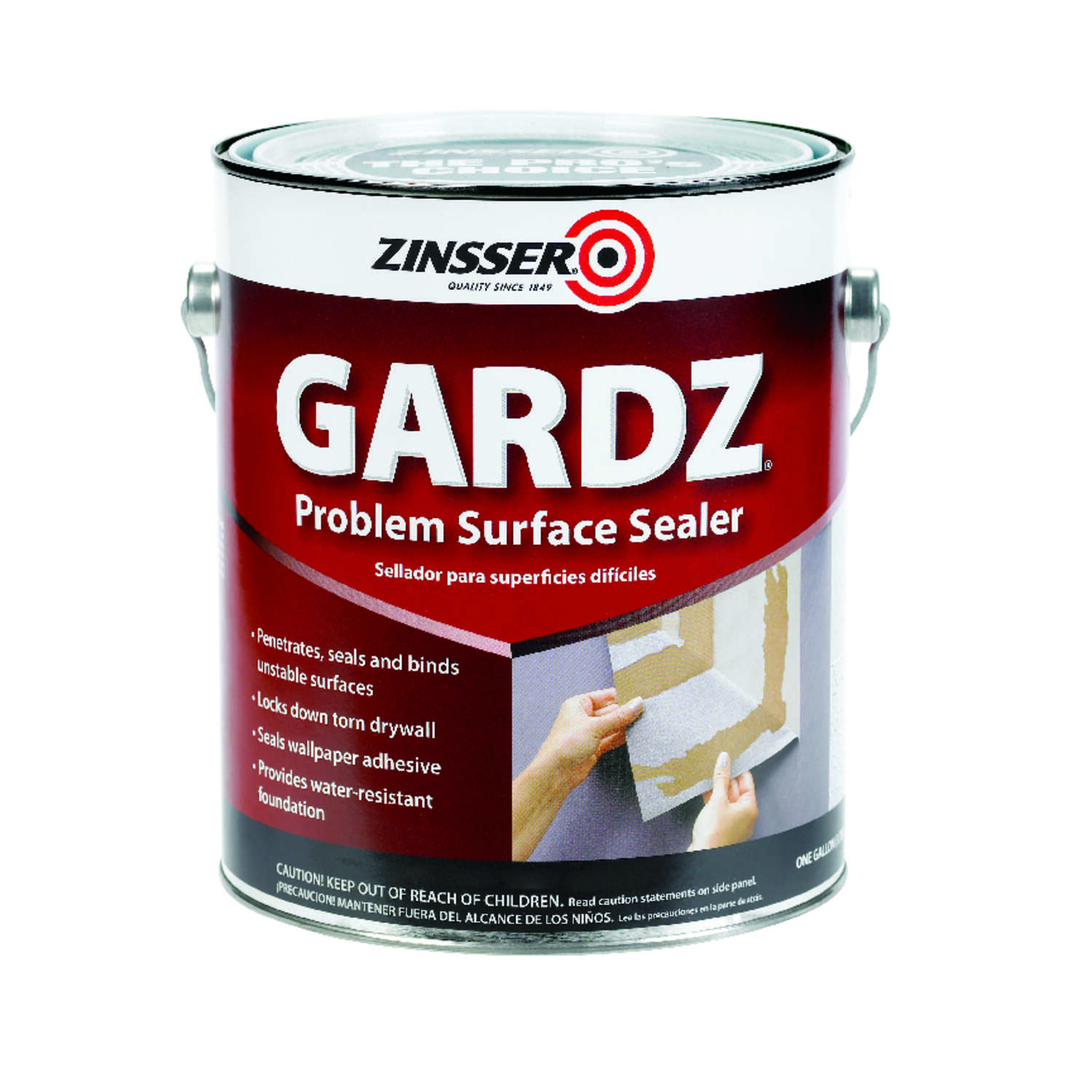 Zinsser  Gardz  Clear  Matte  Problem Surface Sealer  1 gal.