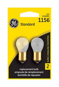 GE Lighting  12 volt Automotive Bulb  2  1156BP