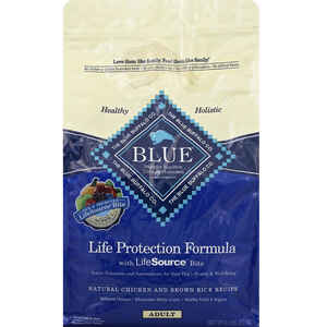 Blue Buffalo  Life Protection Formula  Chicken and Brown Rice  Dry  Dog  Food  6 lb.