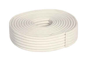 M-D Building Products  White  Synthetic Fiber  1/8 in.  x 30 ft. L Caulk Backer Rod  For Door and Wi