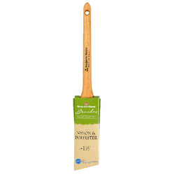 Benjamin Moore  1-1/2 in. W Thin Angle  Paint Brush