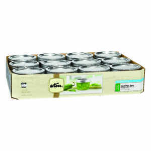 Kerr  Wide Mouth  Canning Jar  8 oz. 12 pk
