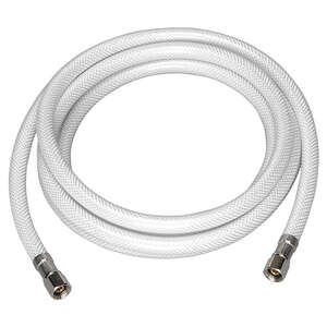 Ace  1/4 in. Compression   x 1/4 in. Dia. Compression  PVC  20 ft. Supply Line