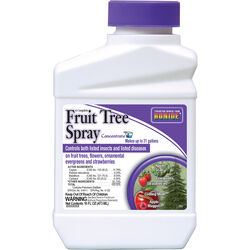Bonide Fruit Tree Spray Liquid Concentrate Insect Killer 16 oz.