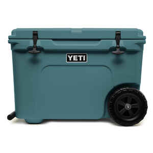 YETI  Tundra  Roller Cooler  River Green