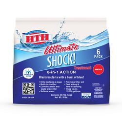 HTH Ultimate Granule Shock Treatment 6 lb.