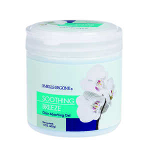 Smells Begone  Soothing Breeze Scent Odor Absorber  15 oz. Solid