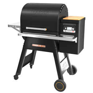 Traeger  Timberline 850  Wood Pellet  Freestanding  Grill  Black