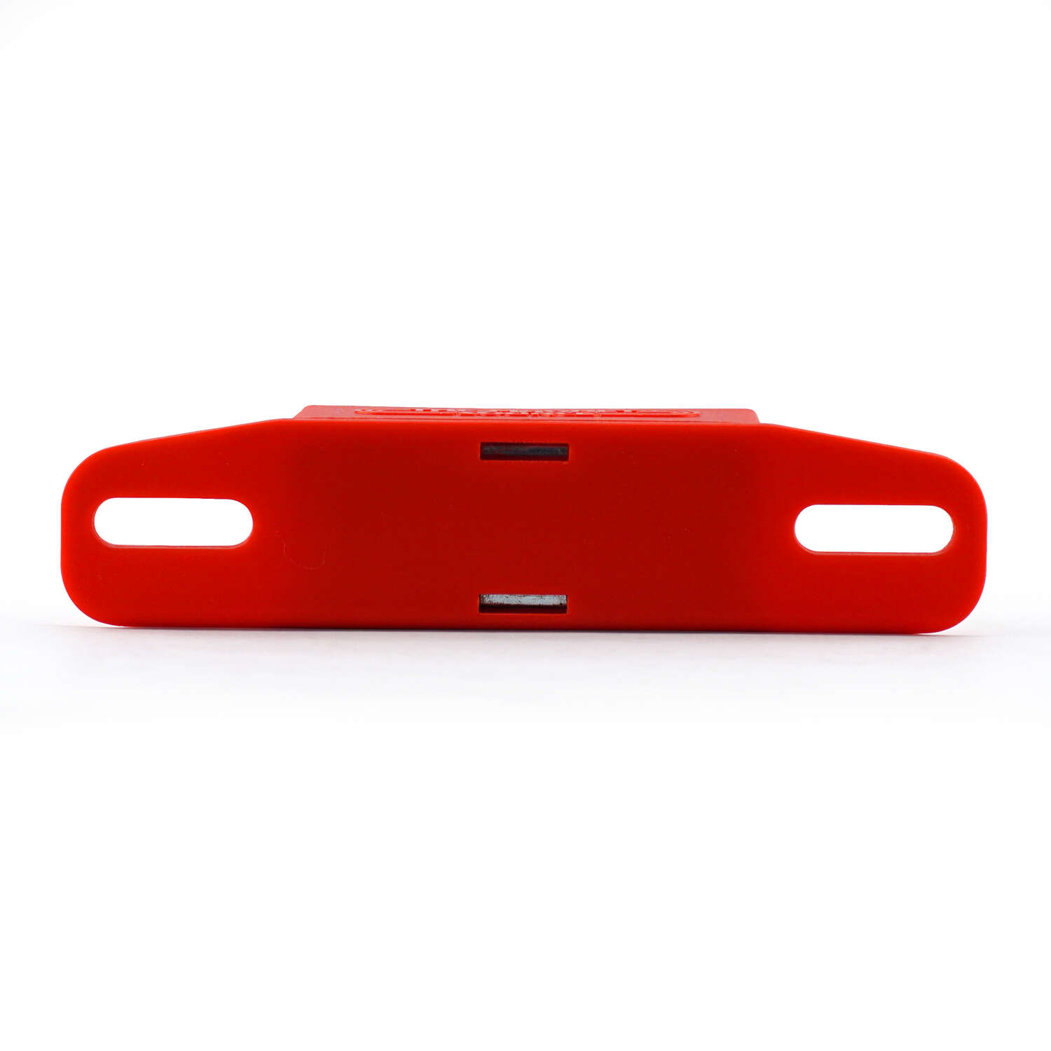 Master Magnetics  The Magnet Source  4.25 in. Ceramic  50 lb. 3.4 MGOe Latch Magnet  1 pc. Red
